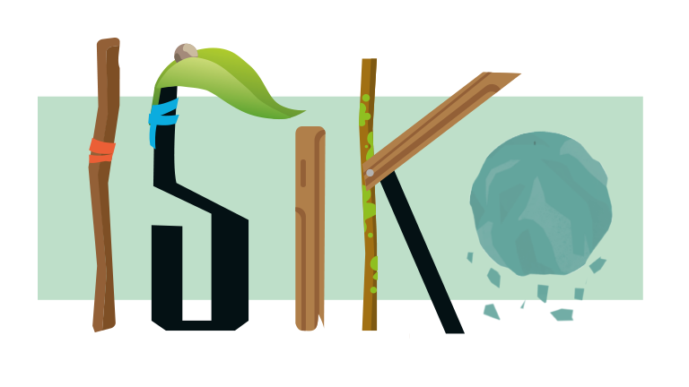 Image of the Isiko Game Logo